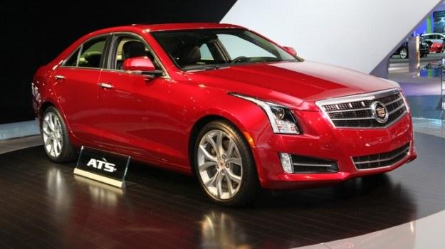Cadillac ATS /naias.com