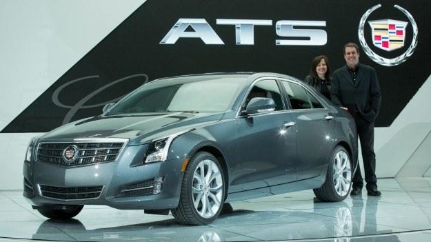 Cadillac ATS /Cadillac