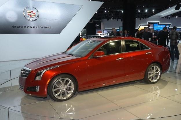 Cadillac ATS /
