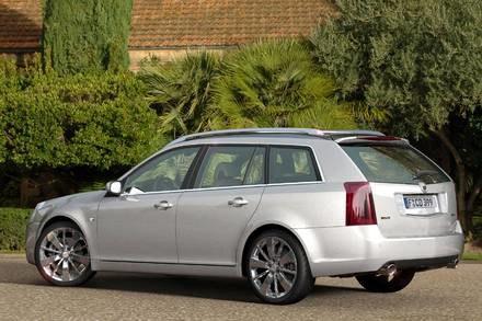 Cadillac BLS / Kliknij /INTERIA.PL