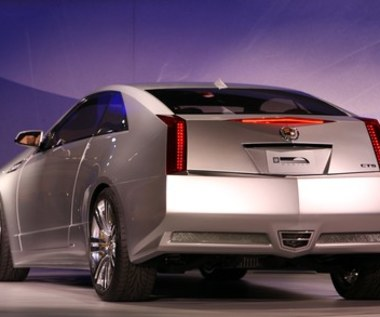 Cadillac CT coupe