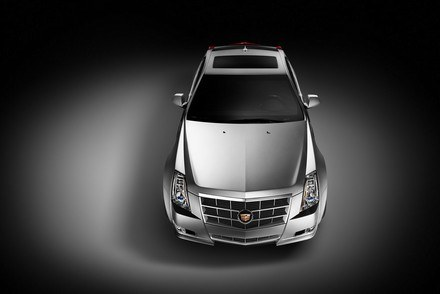 Cadillac CTS coupe /
