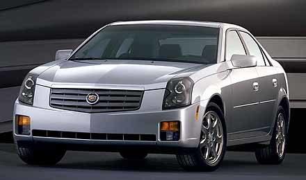 Cadillac CTS - wierny tradycji /INTERIA.PL