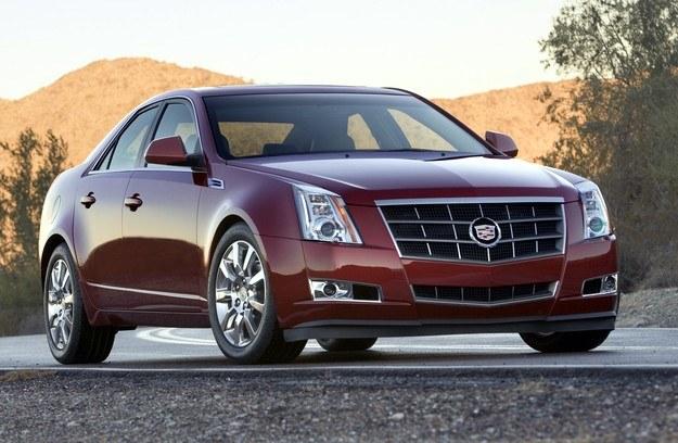 Cadillac CTS /