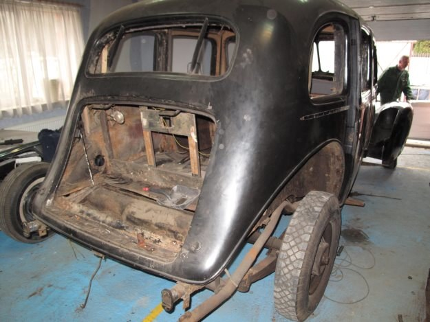 Cadillac Fleetwood marszałka Piłsudskiego /RMF