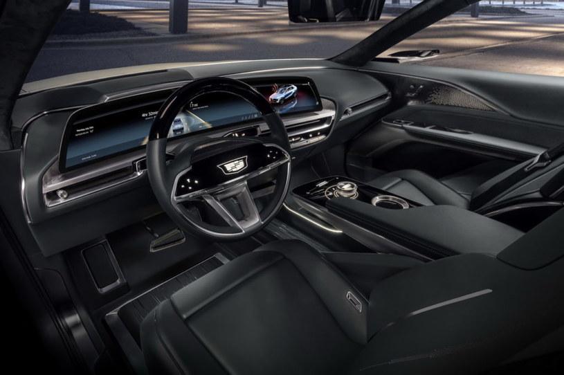 Cadillac Lyriq będzie pierwszym pojazdem wyposażonym w tryb Ultra Cruise /materiały prasowe