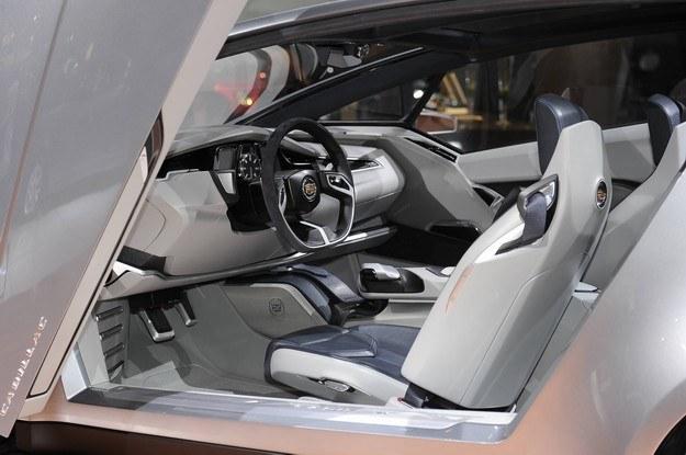Cadillac urban luxury concept /AFP