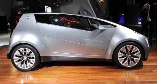 Cadillac urban luxury concept /