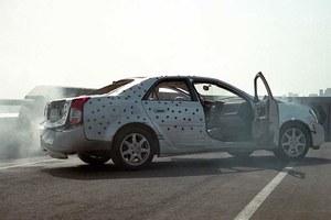 Cadillac w  Matrixie