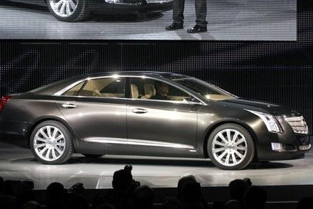 Cadillac XTS /AFP