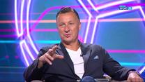 Cafe Euro. Tomasz Hajto: Lewandowski jest tylko piłkarzem. Nie jest trenerem. Wideo (POLSAT SPORT)