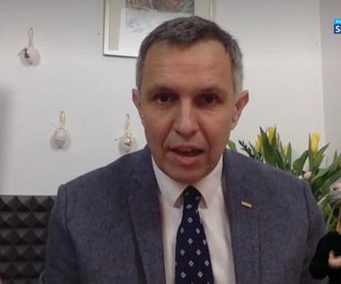 Cafe Futbol. Roman Kołtoń w roli selekcjonera reprezentacji Polski. (POLSAT SPORT). Wideo