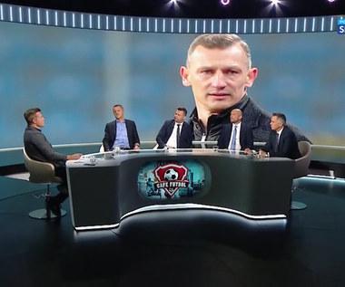 Cafe Futbol. Roman Kołtoń: Zwolniłbym Żurawia po meczu z Rakowem (POLSAT SPORT). Wideo