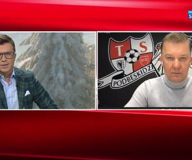 Cafe Futbol. Skąd się wziął pomysł na Jana Nezmara w Podbeskidziu? Prezes tłumaczy (POLSAT SPORT). Wideo