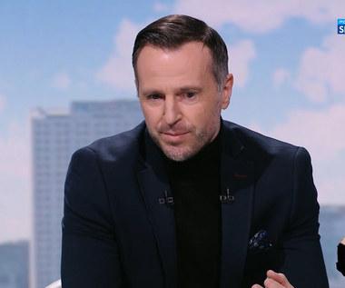 Cafe Futbol. Żurawski: Nie byłem takim profesjonalistą, jakim jest Robert Lewandowski (POLSAT SPORT). Wideo