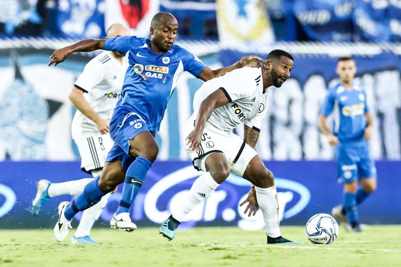 Cafu w rewanżowym meczu z Atromitosem Ateny w III rundzie eliminacji Ligi Europy /PAP/EPA /PAP