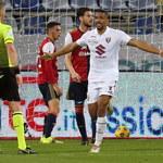 Cagliari Calcio - Torino 0-1 w 23. kolejce Serie A. Polscy zawodnicy nie pojawili się na boisku