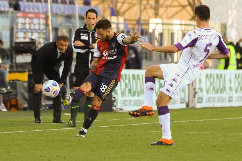 Cagliari - Fiorentina /FABIO MURRU /PAP