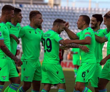 Cagliari - Lazio 0-2 w 2. kolejce Serie A