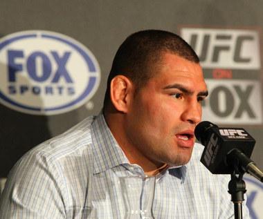 Cain Velasquez odzyskał pas mistrza UFC w wadze ciężkiej