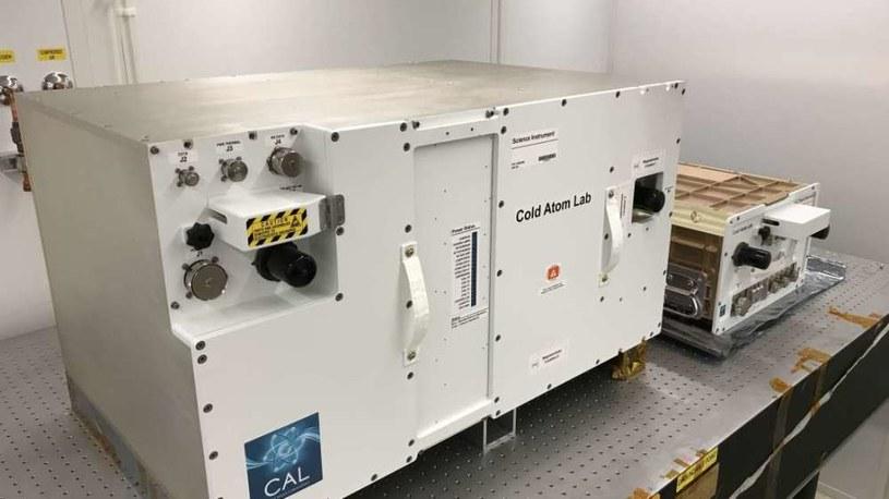 CAL jest zdolny do niezwykłych rzeczy - i to na pokładzie ISS /NASA