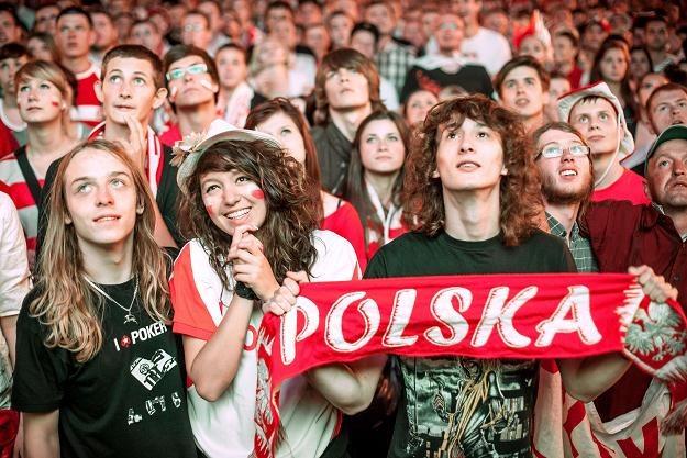 Cała Polska żyje teraz mistrzostwami Europy /AFP