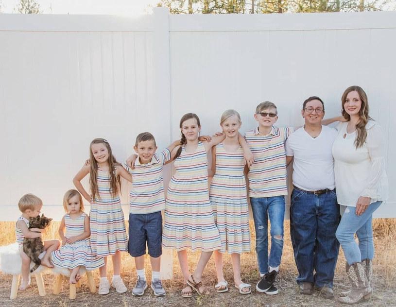Cała rodzina Lisy /East News