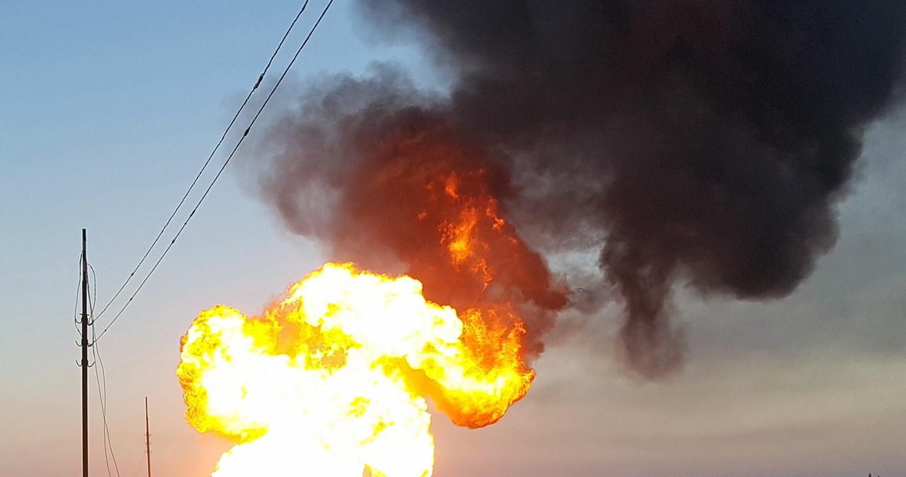 Cała Syria bez prądu. Eksplodował rurociąg gazowy