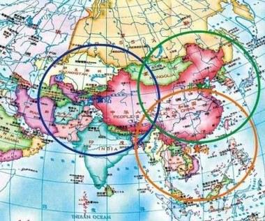 Całe Chiny już pod okiem satelitów