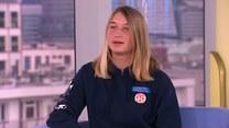 Całe życie na fali. Julia Damasiewicz to jedna z najlepszych kitesurferek na świecie