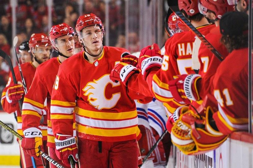 Calgary Flames zapewnili sobie mistrzostwo Konferencji Zachodniej /AFP