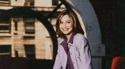 "Calista Flockhart, czyli tytułowa bohaterka serialu ""Ally McBeal"""