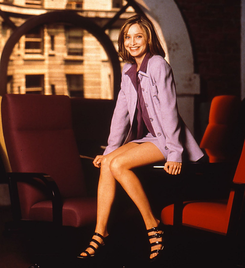 Calista Flockhart jako Ally McBeal /Mary Evans Picture Library /East News