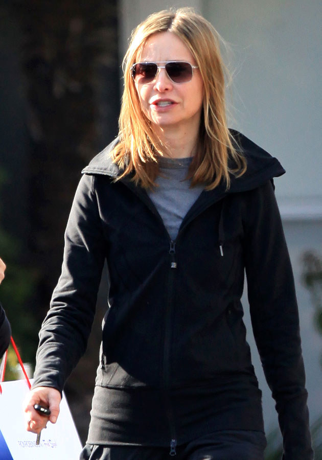 Calista Flockhart /. /Splashnews