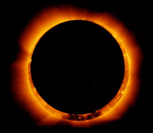 Całkowite zaćmienie Słońca /materiały prasowe