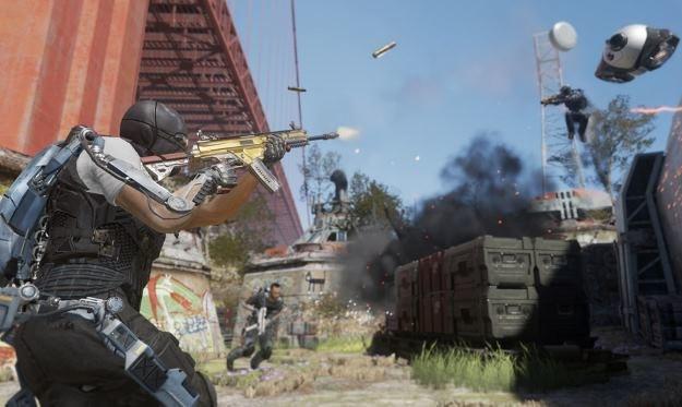 Call of Duty: Advanced Warfare /materiały prasowe