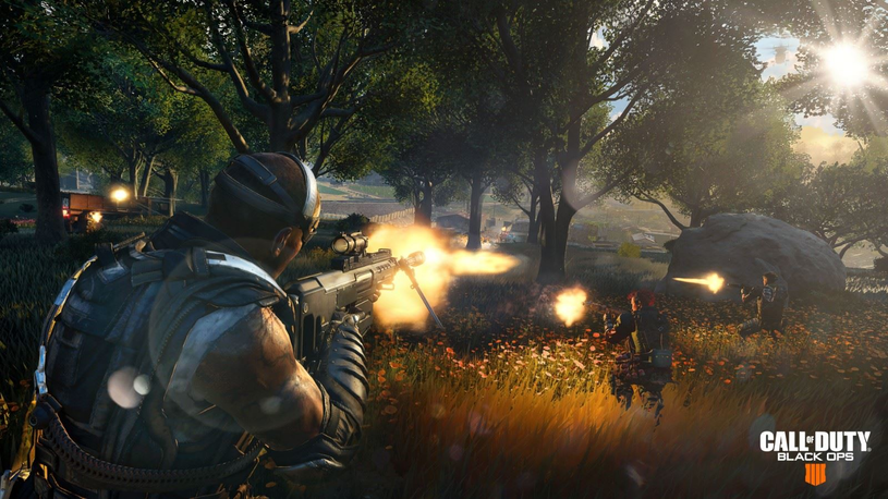 Call of Duty Black Ops 4 /materiały prasowe