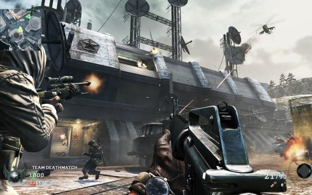 Call of Duty: Black Ops - Annihilation - motyw graficzny /Informacja prasowa
