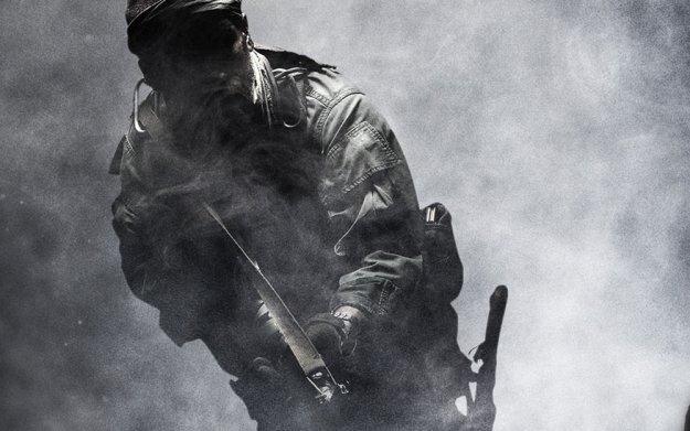 Call of Duty: Black Ops Declassified - motyw graficzny /Informacja prasowa