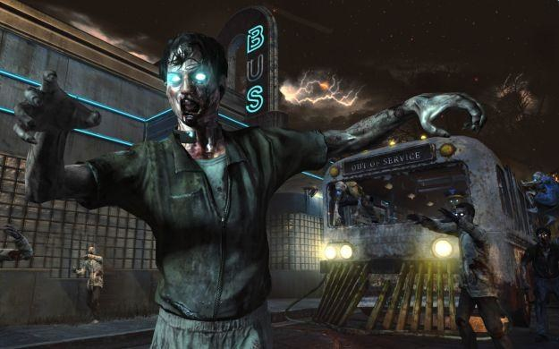 Call of Duty: Black Ops II w trybie zombie /Informacja prasowa