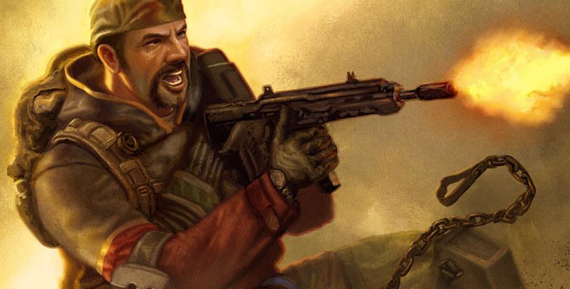 Call of Duty: Black Ops IIII - fragment okładki komiksu /materiały prasowe