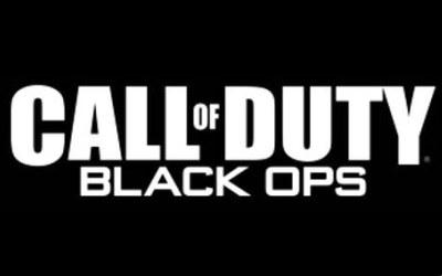 Call of Duty: Black Ops - logo /Informacja prasowa