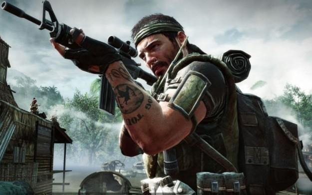 Call of Duty: Black Ops - motyw z gry /Informacja prasowa