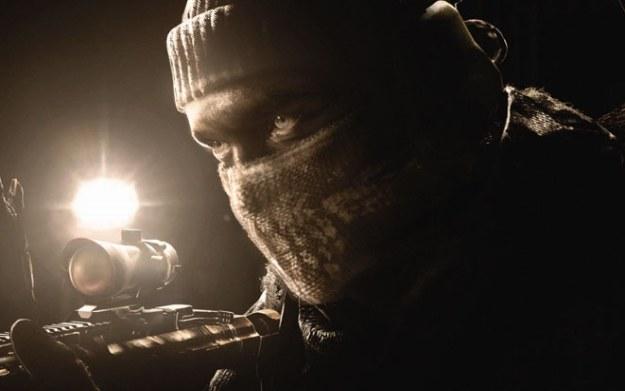 """Call of Duty: Ghosts - fragment okładki z nowego wydania magazynu """"Game Informer"""" /materiały prasowe"""