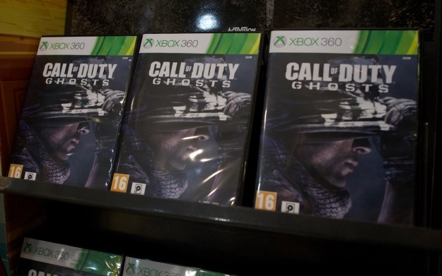 Call of Duty: Ghosts /AFP