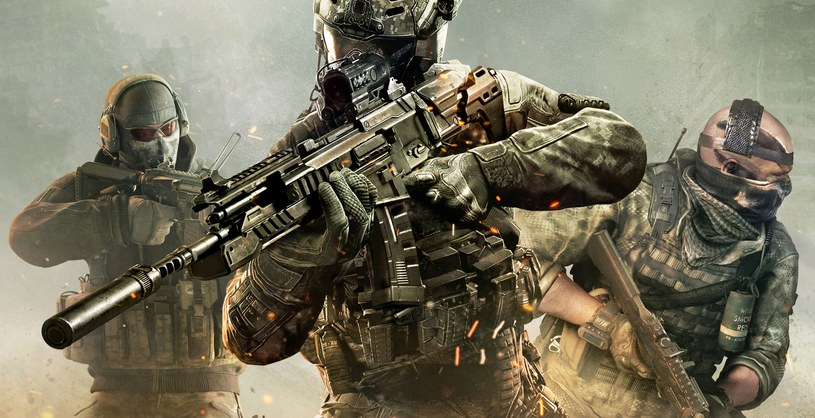 Call of Duty Mobile /materiały prasowe