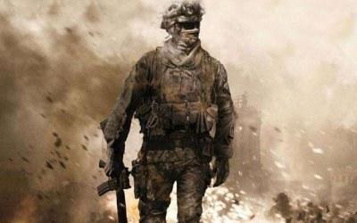 Call of Duty: Modern Warfare 2 - fragment okładki z gry /INTERIA.PL