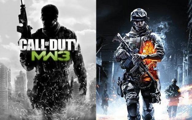 Call of Duty: Modern Warfare 3 vs. Battlefield 3 - koniec słownych utarczek między twórcami gier? /CDA