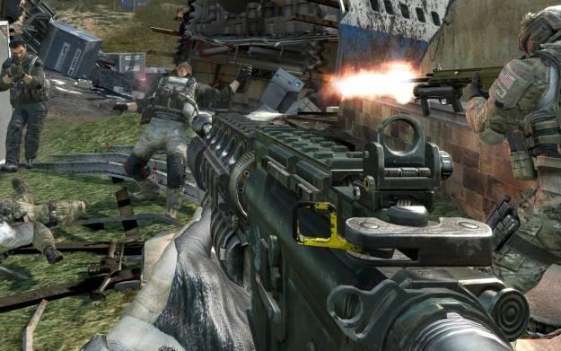 Call of Duty - motyw graficzny /Informacja prasowa