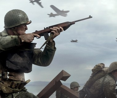 Call of Duty: World War II - zapowiedź